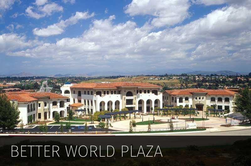Better World Plaza – (Budget Undisclosed)