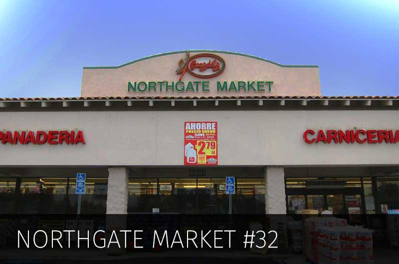 Northgate Market – 1.6 Million