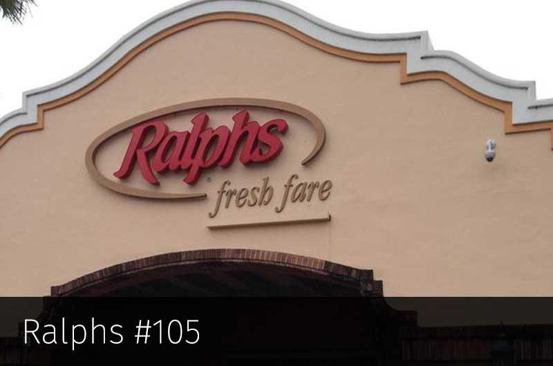 Ralphs #105 – 5.6 Million