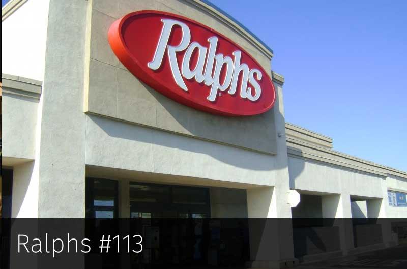 Ralphs #113 – 7.2 Million